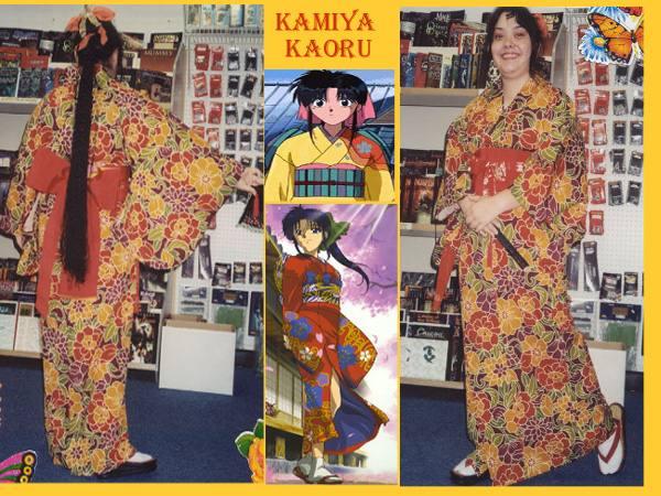 Kamiya Kaoru
