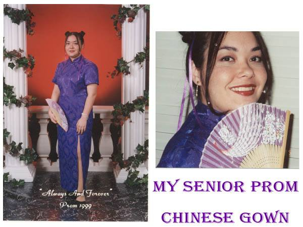 Senior Prom Dress 1999